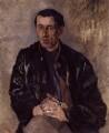 (Frederick) Louis MacNeice, by Nancy Culliford Sharp - NPG 6628