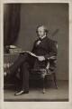 Granville George Leveson-Gower, 2nd Earl Granville, by John & Charles Watkins - NPG Ax17860