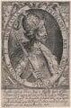 Fictitious portrait called King Stephen, by Renold or Reginold Elstrack (Elstracke) - NPG D21424