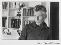 Samuel Beckett, by Henri Cartier-Bresson - NPG P721