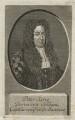 Peter King, 1st Baron King of Ockham, after Michael Dahl - NPG D21434