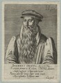 John Knox, by Hendrik Hondius (Hond), after  Adrian Vanson (van Son) - NPG D21442