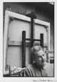 Lucian Freud, by Henri Cartier-Bresson - NPG P724
