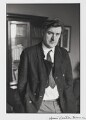 Ted Hughes, by Henri Cartier-Bresson - NPG P726