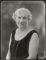 Lady Winefride Mary Elizabeth Elwes (née Feilding), by Bassano Ltd - NPG x124798