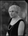 Lady Winefride Mary Elizabeth Elwes (née Feilding), by Bassano Ltd - NPG x124799