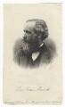 James Clerk Maxwell, by George J. Stodart, after  John Fergus - NPG D21450