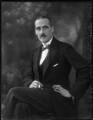 Arthur Penrice Sayers, by Bassano Ltd - NPG x124840