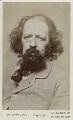 Alfred, Lord Tennyson, by Elliott & Fry - NPG Ax18220