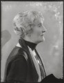 Gertrude Mary Tuckwell, by Bassano Ltd - NPG x124854