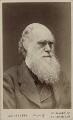 Charles Darwin, by Elliott & Fry - NPG Ax18207
