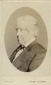 Sir Charles Wheatstone, by John Jabez Edwin Mayall - NPG Ax18209