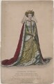 Catherine of Valois, by Edward Hargrave, after  Unknown artist - NPG D21551