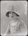 Gilly Flower (Kembray Ltd. Hat manufacturers), by Bassano Ltd - NPG x124883