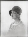 Gilly Flower (Kembray Ltd. Hat manufacturers), by Bassano Ltd - NPG x124887
