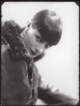 Yvonne Mertens, by Bassano Ltd - NPG x124892