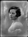Lady Mary Sybil Dunn (née St Clair-Erskine), by Bassano Ltd - NPG x124917