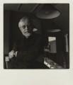 Geoffrey Clarke, by James F. Hunkin - NPG x128175