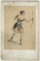 Cora Pearl (Emma Elizabeth Crouch) as Cupid in 'Orphée aux Enfers', by A.M. - NPG D21561