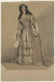 Louisa Cranstoun Nisbett (née Macnamara, later Boothby) as Constance in 'The Love Chase', by William Drummond, after  F.A. MacNamara - NPG D21564