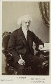 Sir John Frederick William Herschel, 1st Bt, by Maull & Co - NPG Ax18331