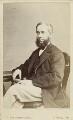 Sir William Huggins, by Henry Joseph Whitlock - NPG Ax18334