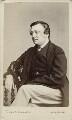 Sir Henry Enfield Roscoe, by Henry Joseph Whitlock - NPG Ax18337