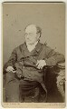 Augustus De Morgan, by John Robert Sawyer - NPG Ax18348