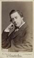 Joe Chamberlain, by Henry Joseph Whitlock - NPG Ax18358