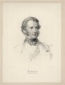 Edward Cardwell, Viscount Cardwell, by William Holl Jr, after  George Richmond - NPG D20671