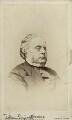 John Bright, by Robert White Thrupp - NPG Ax18242