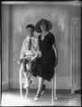 Minoru Foley (née Greenstone), Lady Foley; Adrian Gerald Foley, 8th Baron Foley, by Bassano Ltd - NPG x124953