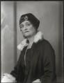 Blanche Alice Murray (née Scott), Viscountess Elibank, by Bassano Ltd - NPG x124965