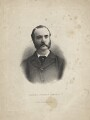 Charles Stewart Parnell, by Charles Laurie, published by  James Sprent Virtue - NPG D21598