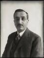 Sir Mirza Muhammad Ismail, by Bassano Ltd - NPG x124980