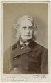 Edward Cardwell, Viscount Cardwell, by Elliott & Fry - NPG Ax18279