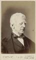 Robert Lowe, 1st Viscount Sherbrooke, by Elliott & Fry - NPG Ax18280