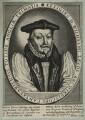 William Laud, published by Claes Jansz Visscher - NPG D21588