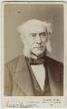 Sir William Fergusson, 1st Bt, by Elliott & Fry - NPG Ax18269