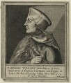 Thomas Wolsey, by William Marshall, after  Unknown artist - NPG D21615