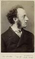 Sir John Everett Millais, 1st Bt, by Elliott & Fry - NPG Ax18328
