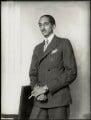 Sir Yeshwant Rao Holkar, Maharaja of Indore, by Bassano Ltd - NPG x150108