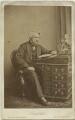 John Laird Mair Lawrence, 1st Baron Lawrence, by William Elliott Debenham - NPG x12421