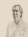 Alan Rickman, by Stuart Pearson Wright - NPG 6758