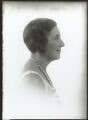 Agatha Christie, by Bassano Ltd - NPG x30729