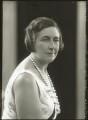 Agatha Christie, by Bassano Ltd - NPG x30728