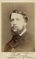 Spencer Compton Cavendish, 8th Duke of Devonshire, by John Watkins - NPG x27761