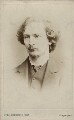 Algernon Charles Swinburne, by London Stereoscopic & Photographic Company - NPG x12831