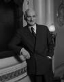 Sir Donald Arthur Rolleston Albery, by Rex Coleman, for  Baron Studios - NPG x128257