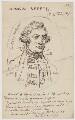 Augustus Keppel, Viscount Keppel, by Sir George Scharf, after  Unknown artist - NPG D21664